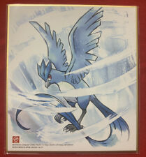 Pokemon center JAPAN - Articuno - Print Shikishi Art Board ver.4