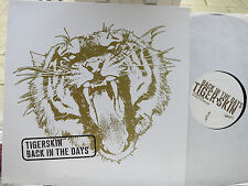 TIGERSKIN - BACK IN THE DAYS  2 LP