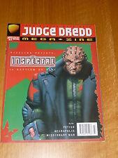 JUDGE DREDD THE MEGAZINE - Series 3 - No 27 - Date 03/1997 - UK Paper Comic