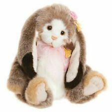 """Hunny Bunny 14"""" Charlie Bears Rabbit from 2020 Plush Collection"""