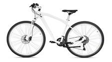 Original BMW Cruise Bike Fahrrad Gr.: M Mineral White NEU/OVP 80912412309