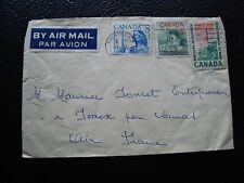 CANADA - enveloppe (cy96)