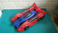 19.3.104 The mazing spiderman Spider Man mega battle racer voiture Marvel hasbro