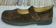 Footprints by Birkenstock Womens Mary Janes Suede Leather Size EU 40 US 9-9.5