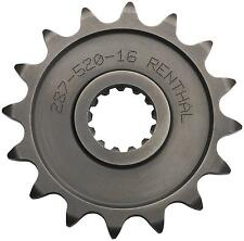 Renthal - 454--520-15GP - Steel Front Sprocket, 15T