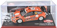 FORD FOCUS RS WRC 07 H. Solberg 2008 Montecarlo 1:43 IXO ALTAYA (AARMC061)