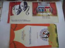 Beautiful 2018 Miniature Sheet Cancelled FDC on Goan Tiatr (Goan Theatre)
