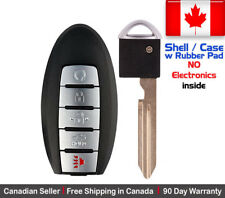 1 New Replacement Keyless Entry Remote Control Key Fob For Infiniti Shell / Case