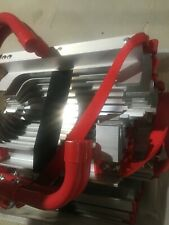 50 Foot 5 or 6 story fire escape ladder aluminum