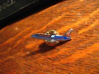 Pacific Western Airlines Pin - Vintage Canada Canadian Air Lines Airplane Lapel