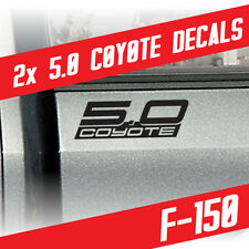 F-150 Graphic 5.0 Coyote sticker fits Ford F-150 truck 2011+