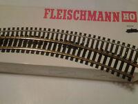 BINARIO CURVO  45°  R1 RAGGIO 357 mm. ART. 6024 FLEISCHMANN