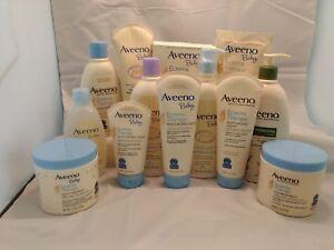 Aveeno Eczema Active or Baby Therapy Moisturizing Cream Range
