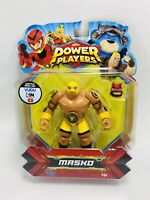 Zag Heroez Power Players MASKO Action Figure Cartoon Network
