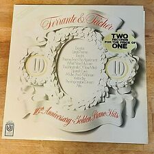 FERRANTE & TEICHER 10th Anniversary Golden Piano Hits 2 LP (1969)