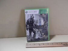 Xbox 360 CRYSIS 2 Limited Edition  Mature 17+ EA Games