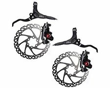 Clarks M2 Hydraulic Front and Rear Disc Brake Set with 160mm Rotors