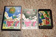 Super Fantasy Zone (Sega Mega Drive Genesis) Complete JAPAN Import Small Case