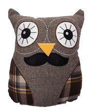 Owl 100% Cotton Decorative Cushions
