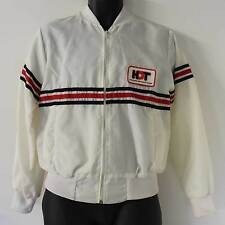 Peter Brock HDT Spray Jacket 1985 1986 Holden Dealer Team Genuine Used Size 16