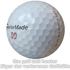 25 Taylor Made Project (a) gebrauchte Golfbälle - AAA - AA Lakeballs Taylormade