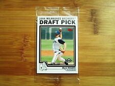 2004 Topps Baseball FACTORY SEALED Draft Pick Bonus Card Pack