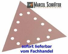 25 Dreieck-Schleifscheiben K 120 Neu für Flex Giraffe WST700 VV Vario Plus WSE 7