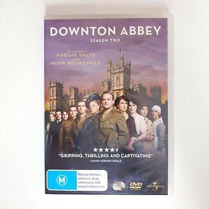 Downton Abbey Season 2 TV Series DVD Region 4 AUS - Drama Historical