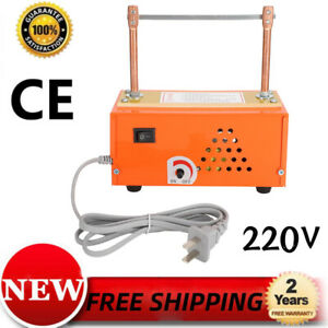 Hot Cutting Machine Electric Heat Thermostat High Frequency Melting Cutter 220V