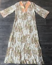 NWT Da Nang Women/'s Maxi Summer Dress Black Size Large