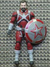 Marvel Legends Red Guardian action figure Crimson Dynamo BAF series