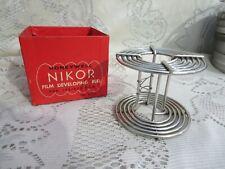 Nikor Honeywell Stainless Steel 120/620 Developing Reel #3077