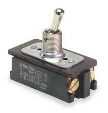 CARLING TECHNOLOGIES EK204-73 20A DPST Toggle Switch 125VAC