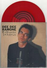 "Dee Dee Ramone ""What About Me"" 7"" NM OOP The Ramones New York Dolls"