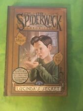 The Spiderwick Chronicles Lucinda's Secret by Holly Black (small Hardback, 2003)