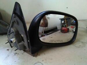 Dodge Ram 1500 (2002-08)   2500/3500 (2003-09) Power Heated Door Mirror passenge