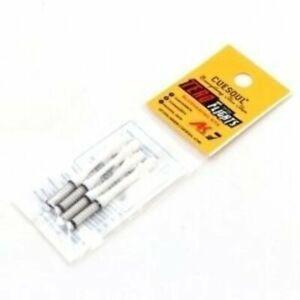 CueSoul Tero AK7 D White Slim Dart Shafts