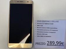 ASUS ZenFone 3 Deluxe (ZS570KL) 64GB (espandibile) Ricondizionato