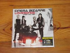 CINEMA BIZARRE Lovesongs (They Kill Me) CD (IAMX Remix + Extented Remix)(RARE)