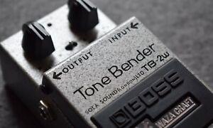 Boss TB-2W Tone Bender Fuzz Pedal