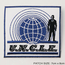 """THE MAN FROM UNCLE - U.N.C.L.E. TV Series """"AGENT"""" Patch!"""