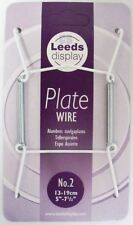 "Plate Hanger Wire Plate Size 5"" to 7.5"" No. 2  **FREE UK POSTAGE**"