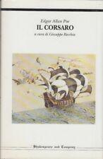 Edgar Allan Poe Il Cosaro a cura di Giuseppe Recchia