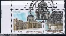 Y&T 4884 Congrès FFAP Paris Institut de France de 2014  obli 1er jour CDF gauche