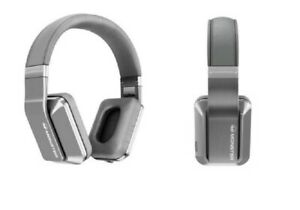 Monster Inspiration Active Noise Canceling Over-Ear Headphones - Silver