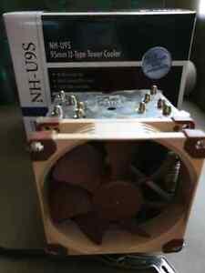 Noctua NH-U9S, Dissipatore di Calore per CPU, 112mm, Ventola di raffreddamento