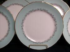 TUSCAN ARISTOCRAT (c.1947+) DINNER PLATE- SCALLOPED EDGE! RARE! GREAT!