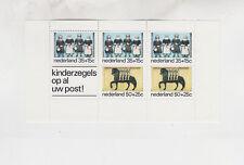 1975 child welfare mini sheet,Mnh Sc B515a f1025