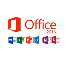 MICROSOFT OFFICE 2016✔️ Professional/Pro Plus 32/64-bit✔️life time✔️Key