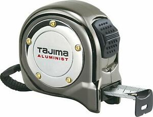 TAJIMA Metric Tape Measures Aluminist Lock 5.5m ALL25-55GAC Japan New